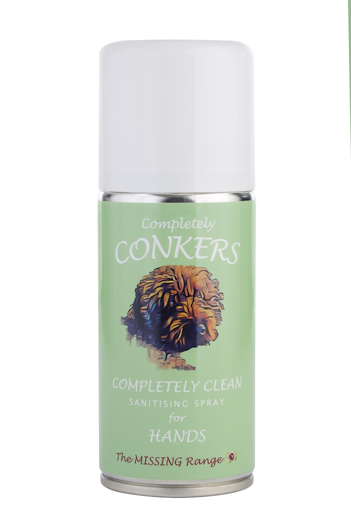 NEW – COMPLETELY CLEAN SANITISING SPRAY